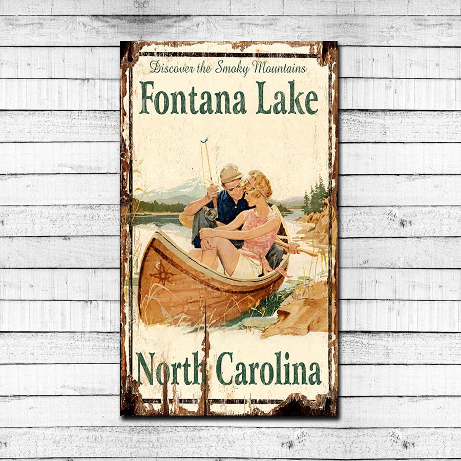 Fontana Lake, NC
