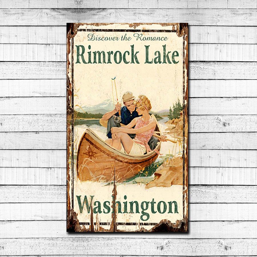 Rimrock Lake, WA