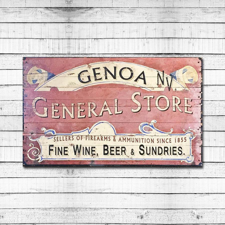 Genoa, NV General Store