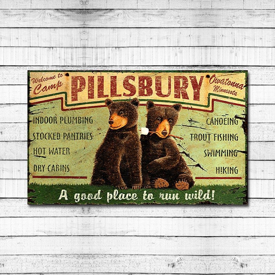 Camp Pillsbury