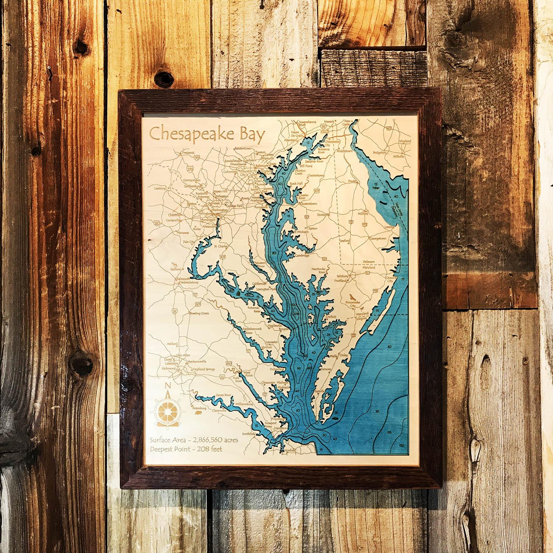 Chesapeake Bay Home Decor | Gifts, Nautical Decor, Wall Art
