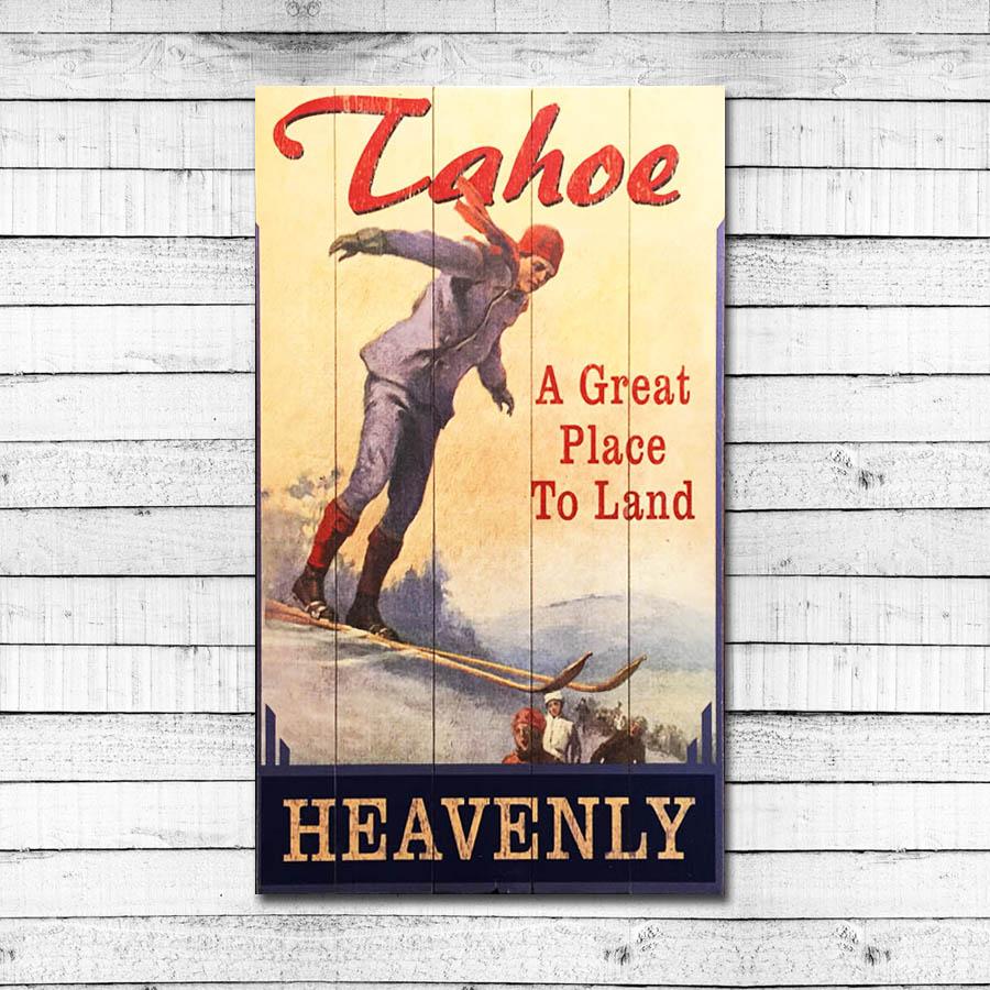Heavenly Mountain Lake Tahoe