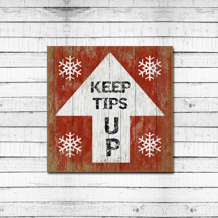 Keep Tips Up
