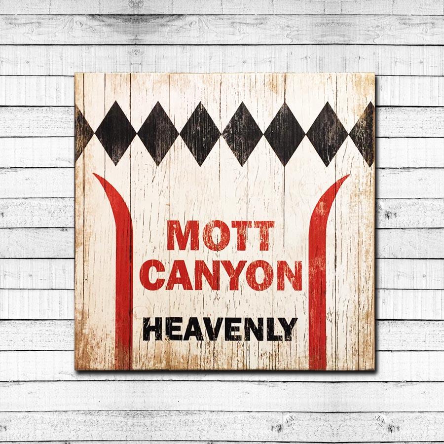 Mott Canyon – Heavenly Mountain