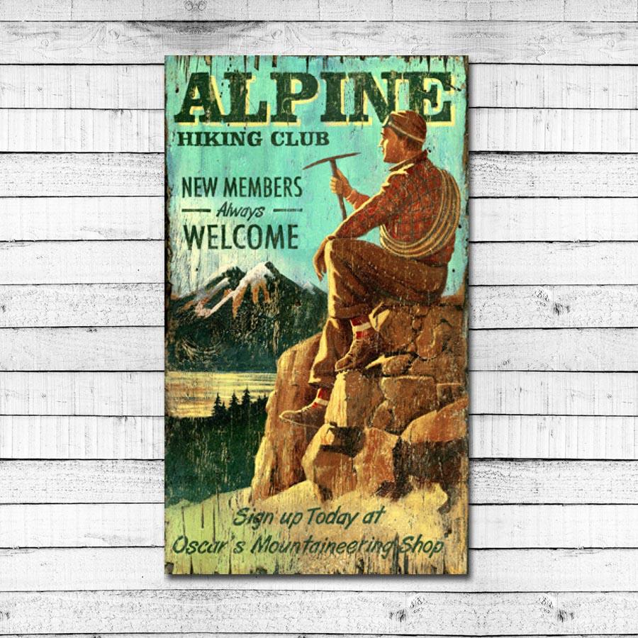 Alpine Hiking Club