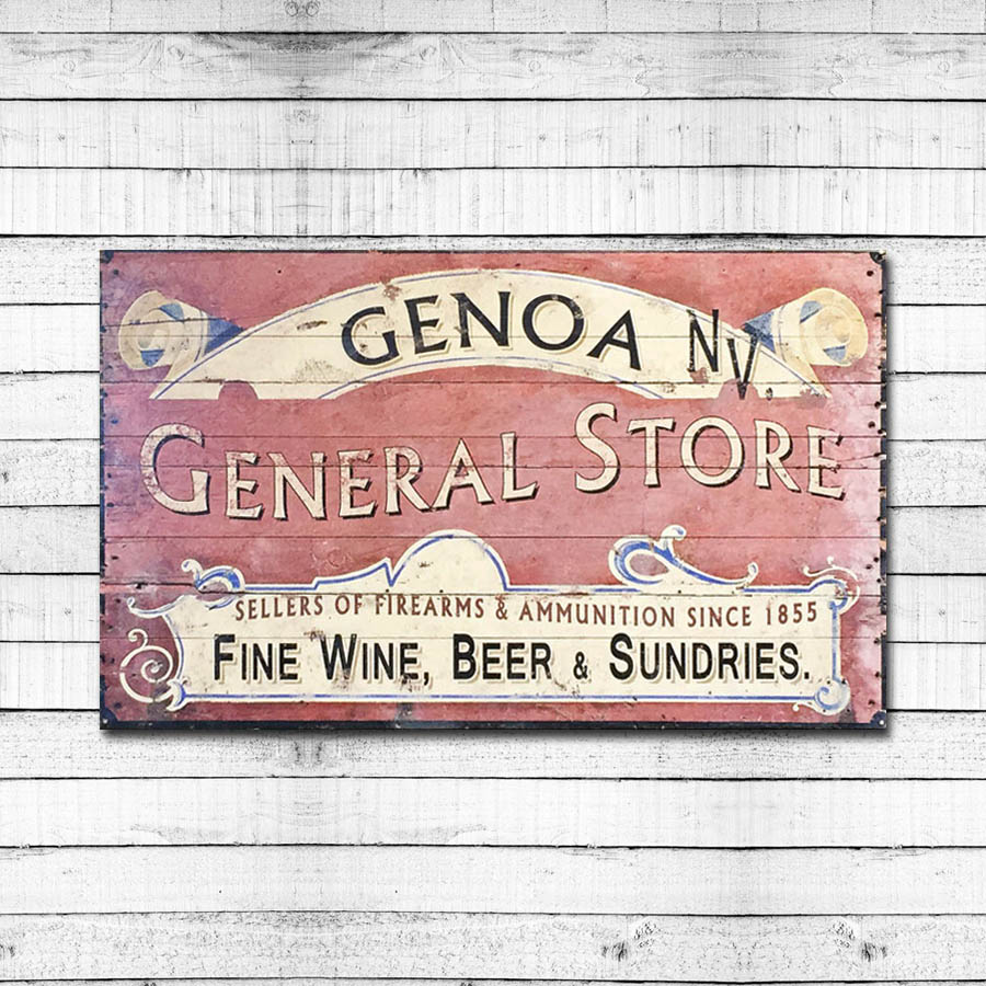 Genoa, NV General Store