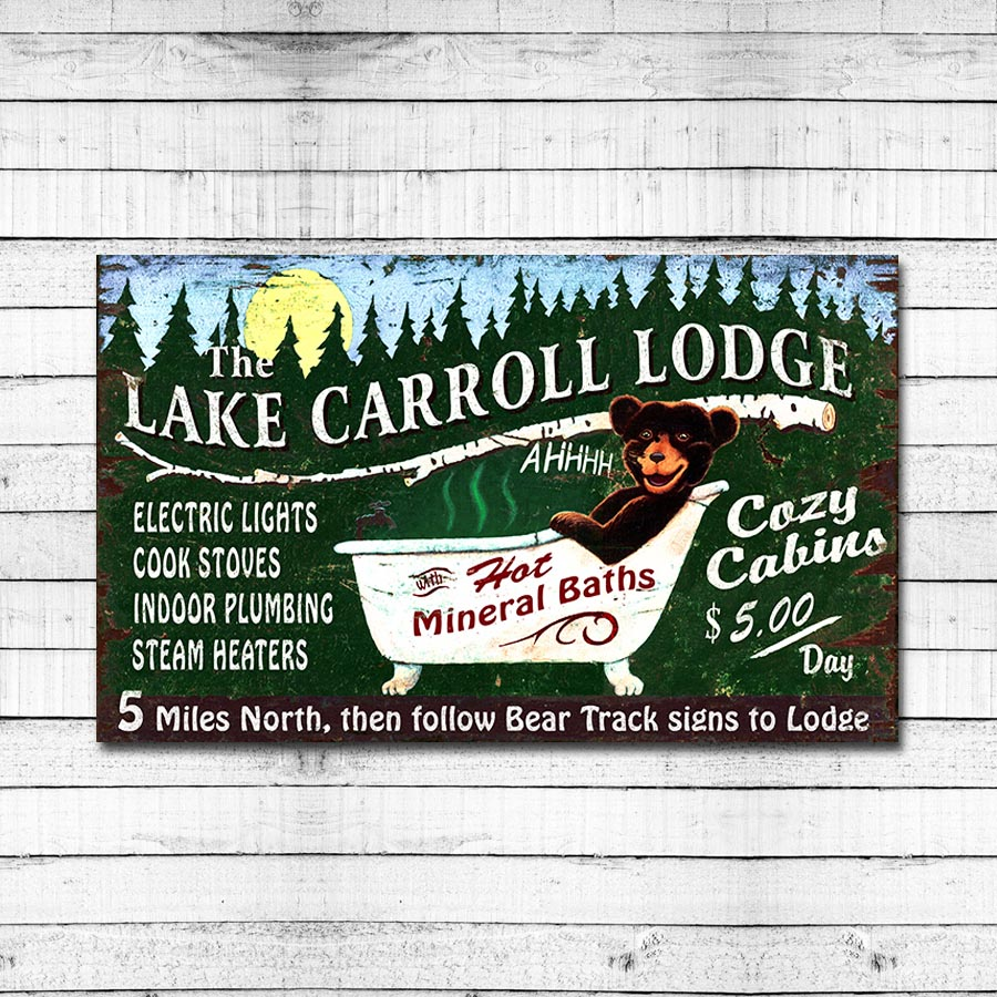 Lake Carroll Lodge