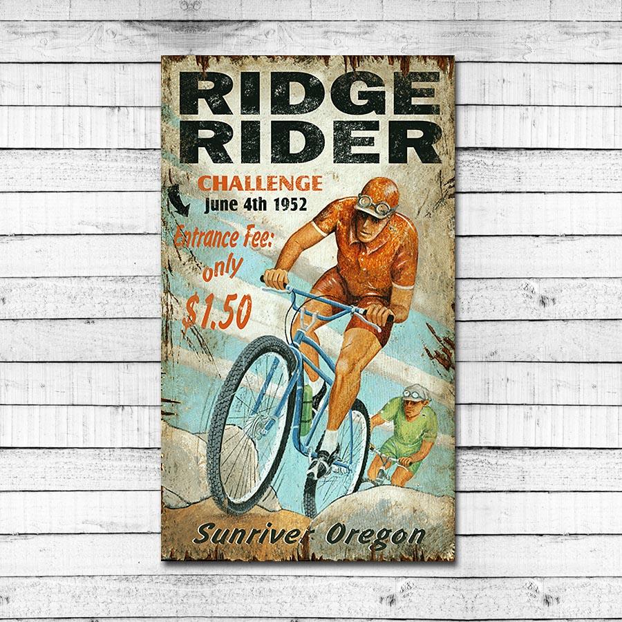 Ridge Rider – Sunriver, OR