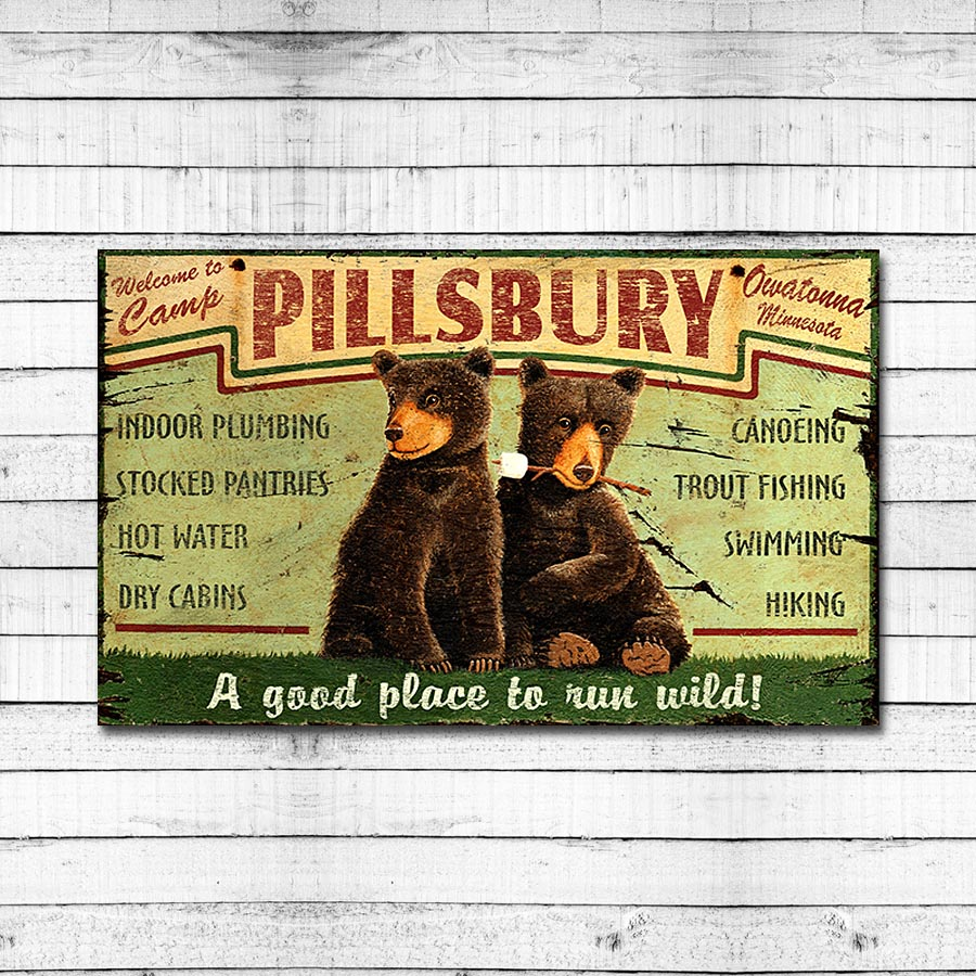 Camp Pillsbury