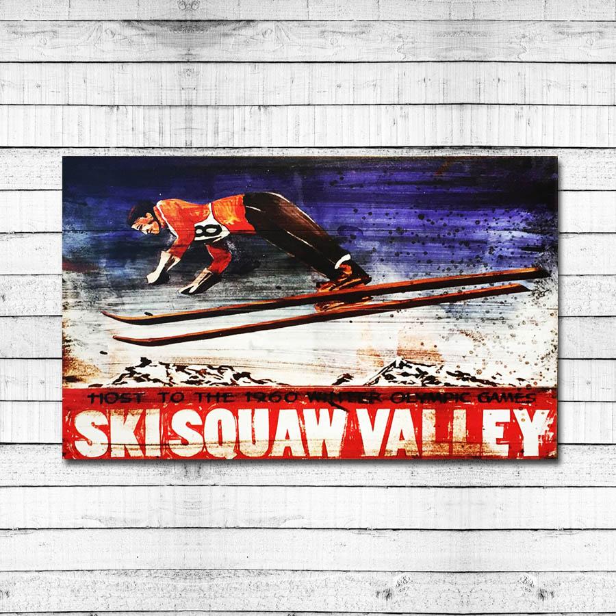 Ski Squaw Valley