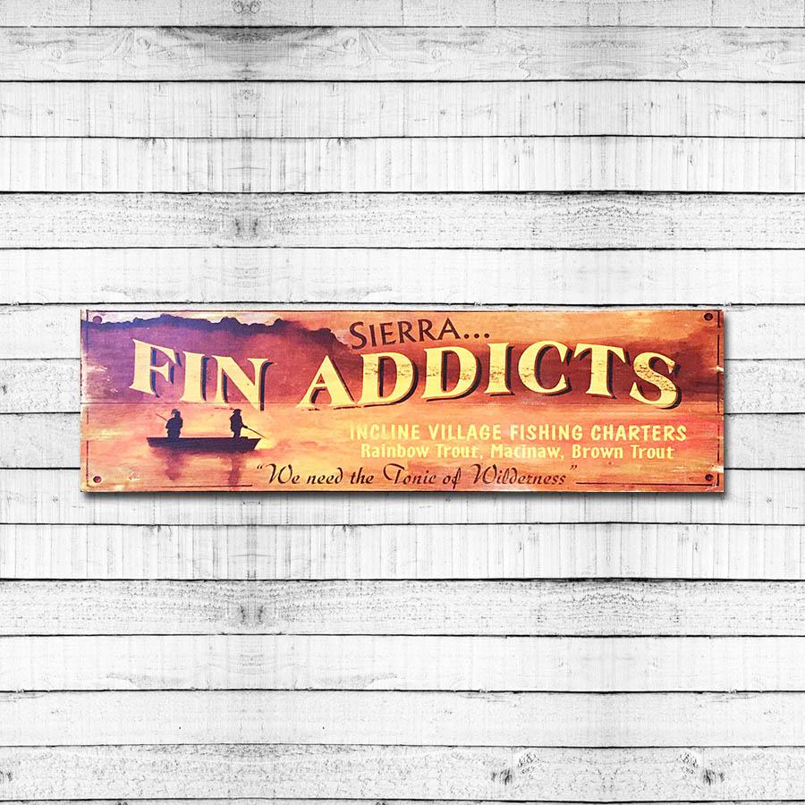 Sierra Fin Addicts