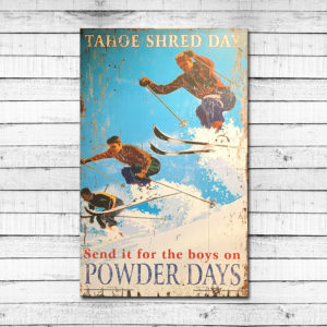 Tahoe Shred Day