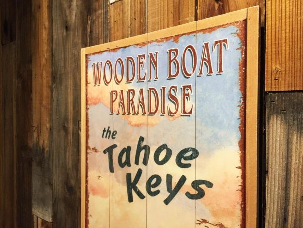 Boaters Paradise Personalized Wood Sign Nautical Decor Gifts For Boaters Cabin Decor