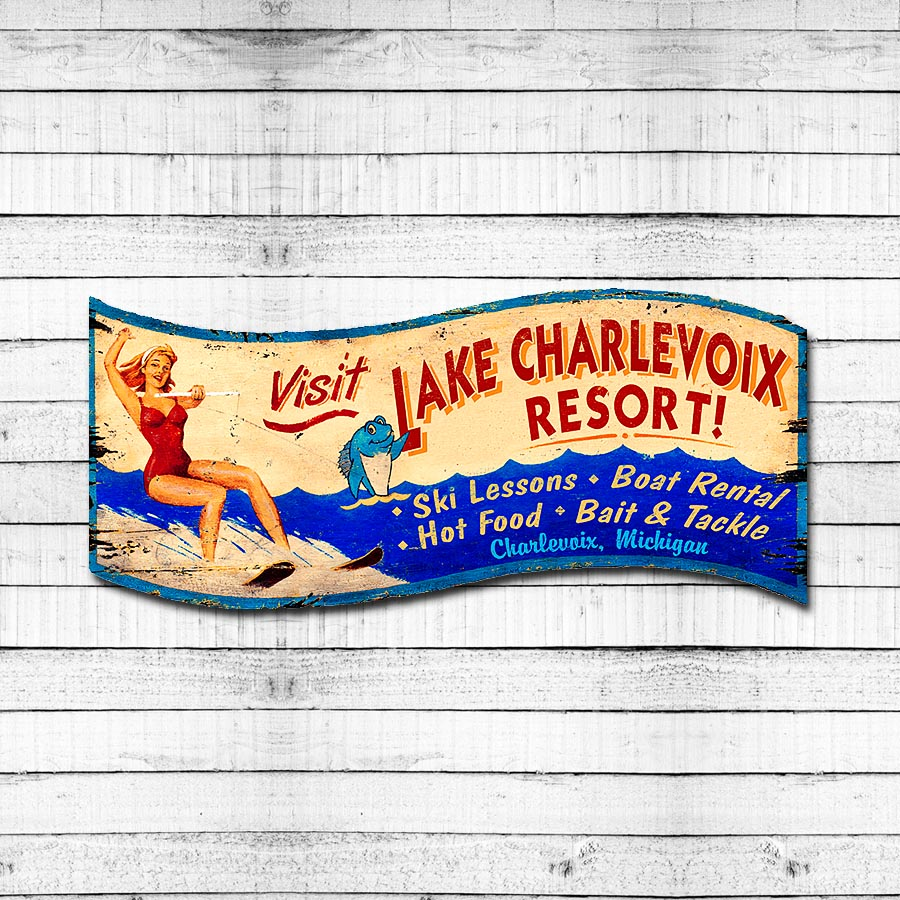 Lake Charlevoix Resort
