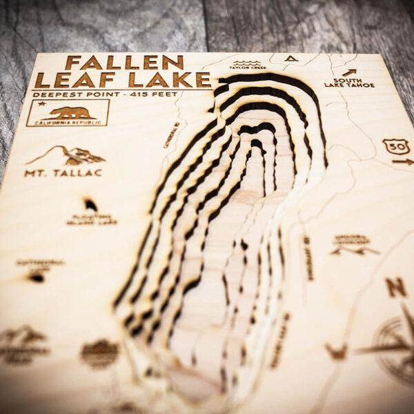 Fallen Leaf Lake souvenir