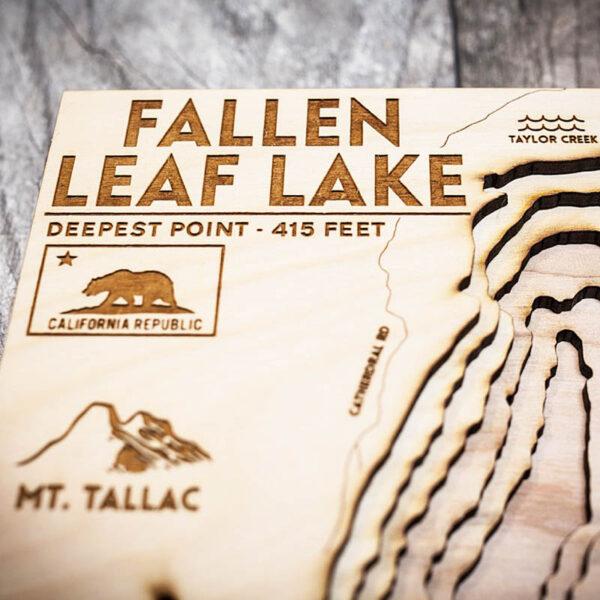 Fallen Leaf Lake gifts