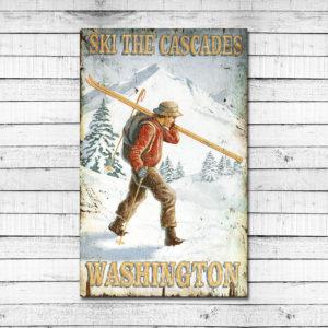 Ski The Cascades