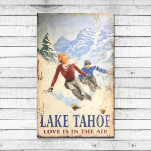 Love is in the Air – Lake Tahoe