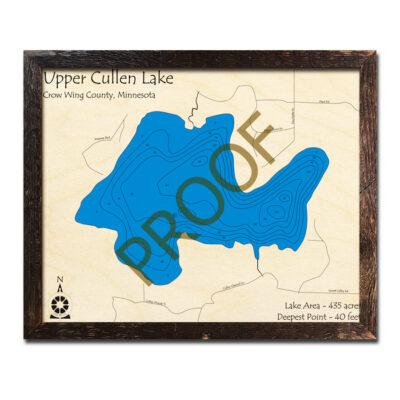 Upper Cullen Lake - MN