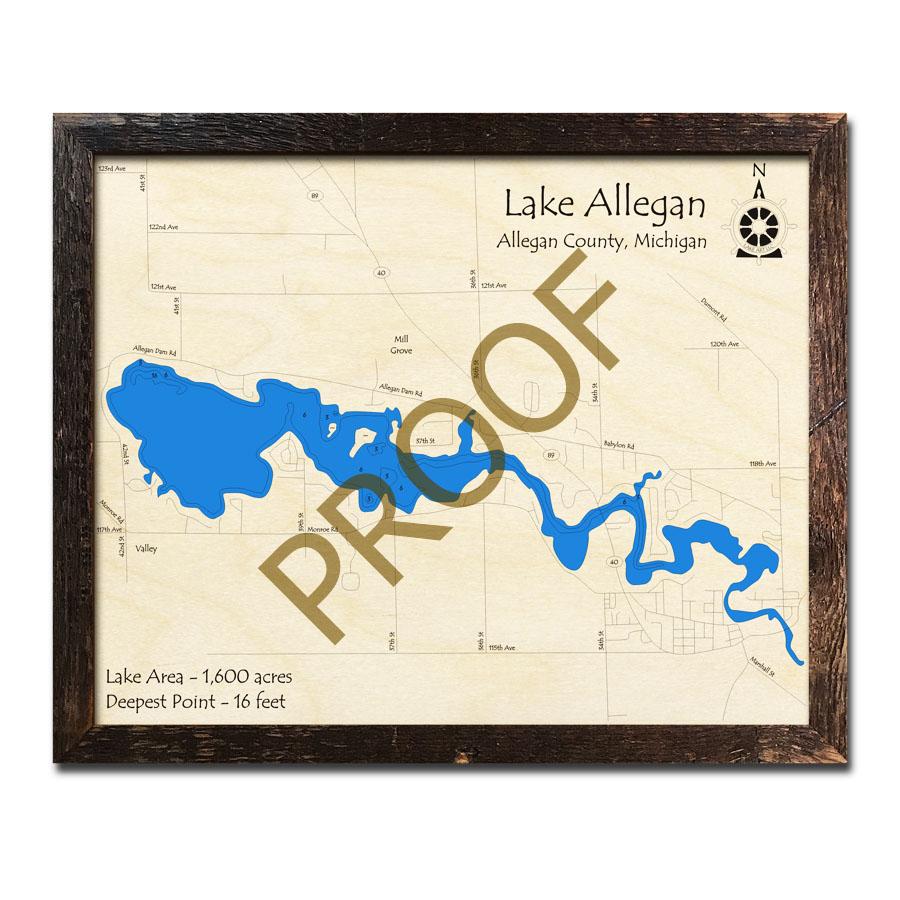 Lake Allegan, MI 3D Wood Topo Map on map of allegan michigan, map of genesee county mi, map of hillsdale county mi, city of allegan mi, map of macomb county mi, map of roscommon county mi, map of barry county mi, osceola county mi, map of ottawa county road, map of gogebic county mi, map of mackinac county mi, map of st. clair county mi, map of wexford county mi, map of eaton county parks, map of allegan township mi, map of saginaw county mi, map of alger county mi, map of lapeer county mi, map of washtenaw county mi, map of ingham county mi,