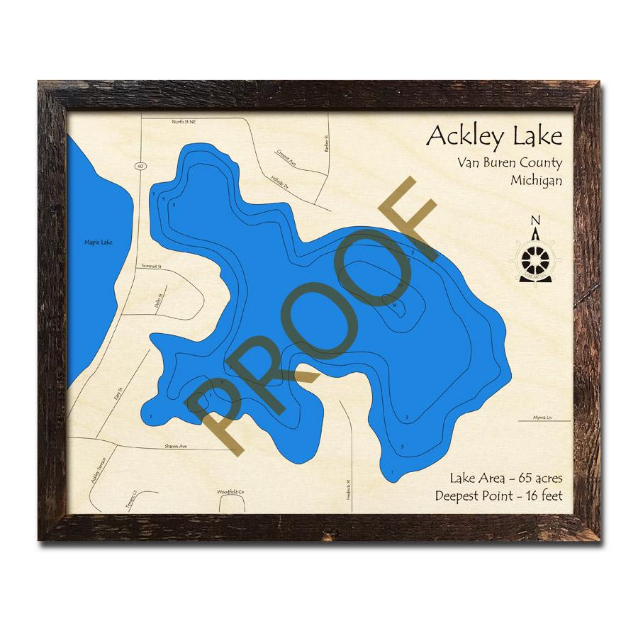 Ackley Lake