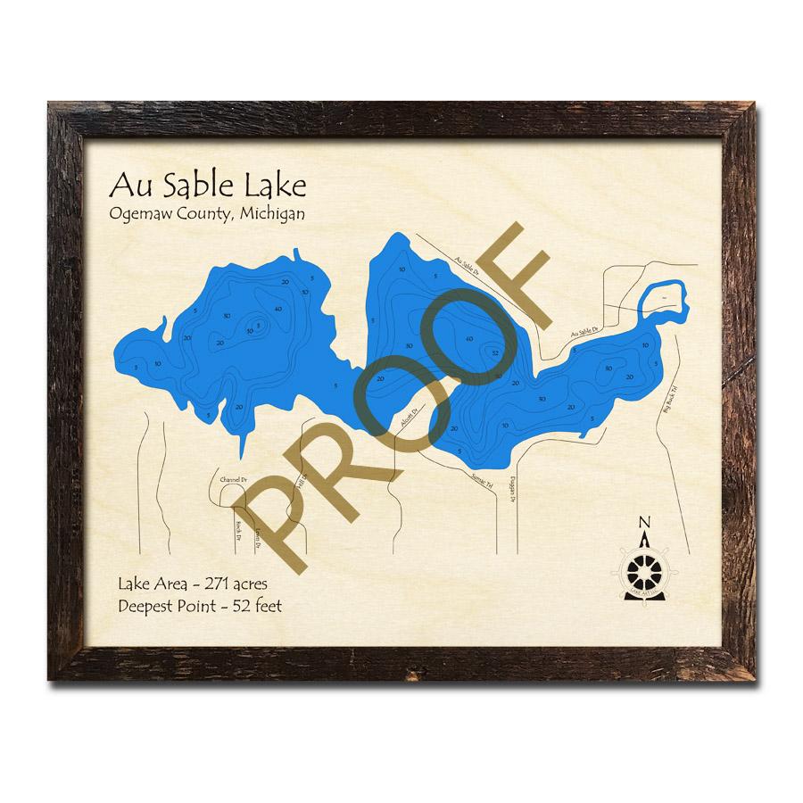 Au Sable Lake
