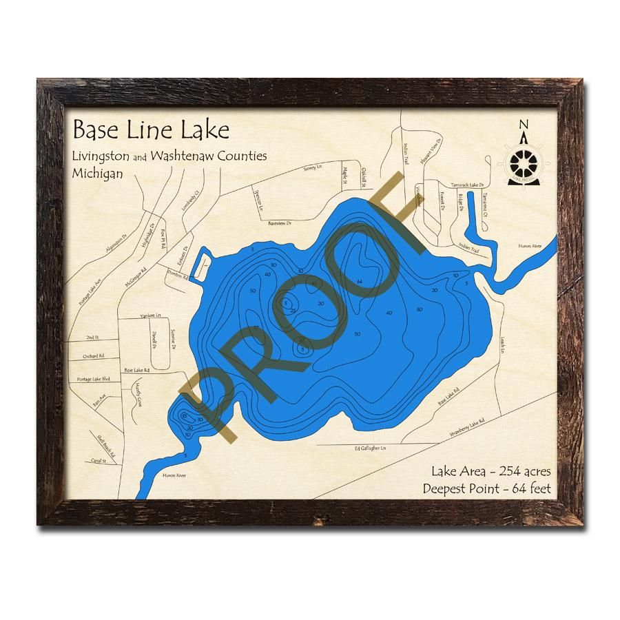 Base Line Lake