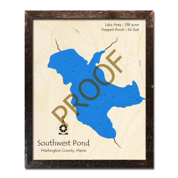 Southwest Pond