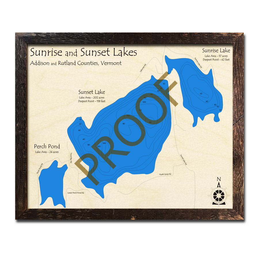 Sunrise Lake , VT 3D Wood Topo Map on map of vermont lakes and ponds, printable map of vermont, map of northeastern vermont, swamps in vermont, map of lake champlain shipwreck, map of towns near brattleboro vermont, caspian lake vermont, detailed map of vermont, deepest lake in vermont, map of downtown willoughby oh, directions to echo lake vermont, map west virginia fall color, map of vermont camping, averill lake vermont, map of vermont usa, snowmobile trail map vermont, lake champlain vermont, map of vermont cities and towns, map of southern vermont,