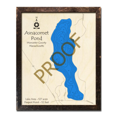 Asnacomet Pond