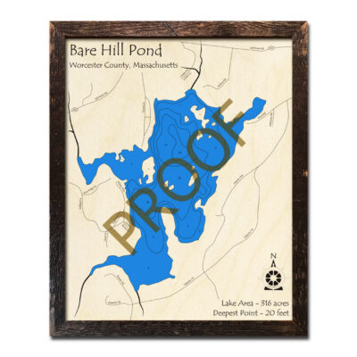 Bare Hill Pond
