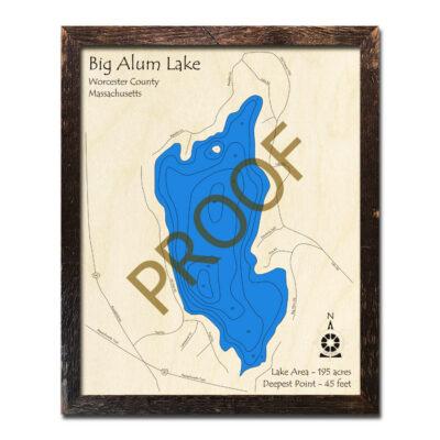 Big Alum Lake