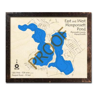 Monponsett Pond