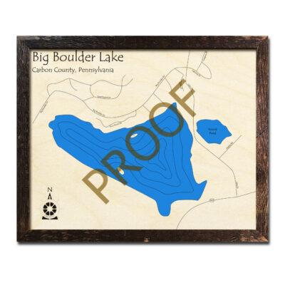 Big Boulder Lake
