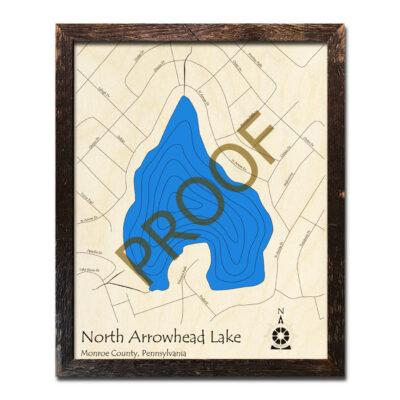 North Arrowhead Lake
