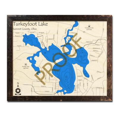 Turkeyfoot Lake