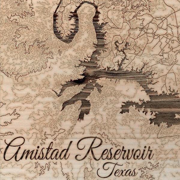 Amistad Reservoir, Texas
